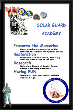 Solar Guard Academy Goals